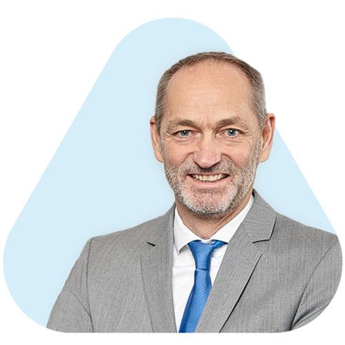 Oliver Geer, Vorsitzender